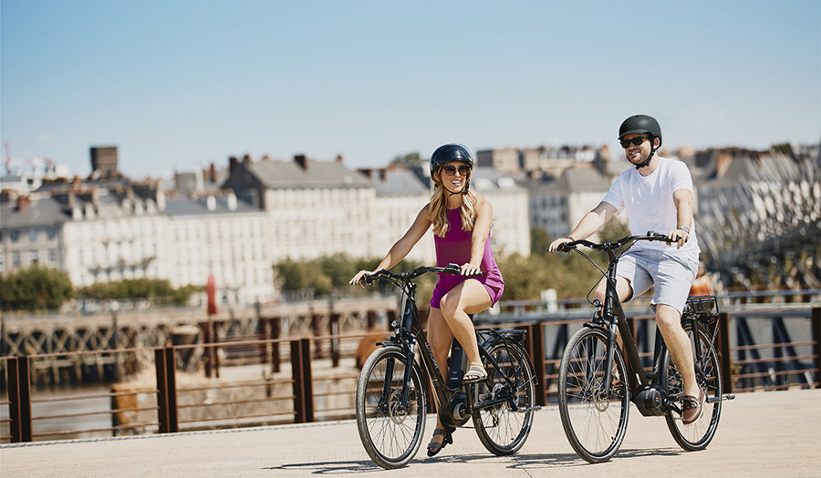 cycle tourism connected solution