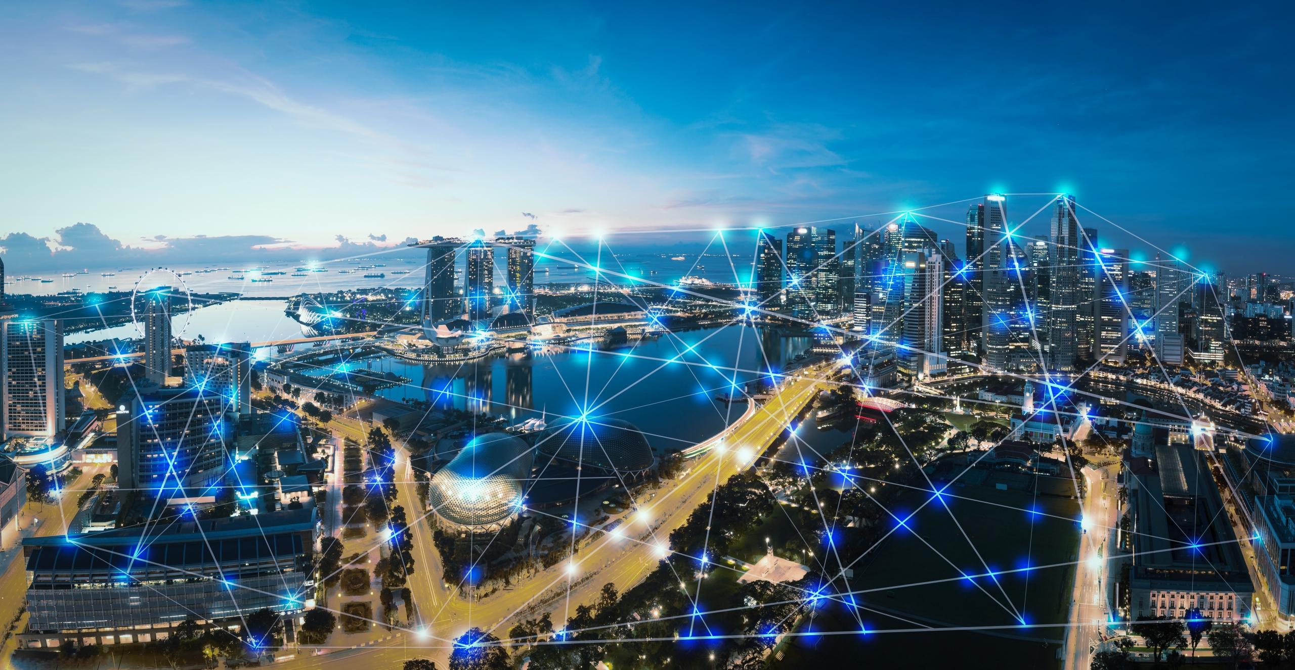 Smart city mobilité