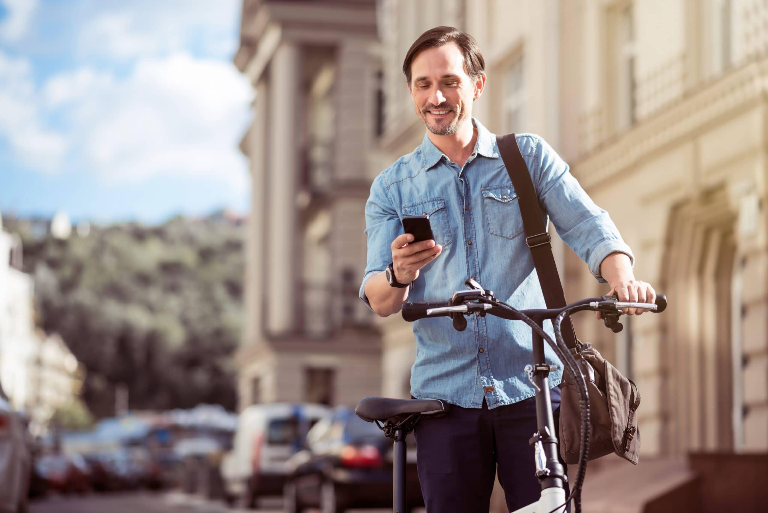 Maas mobilité connecté en ville