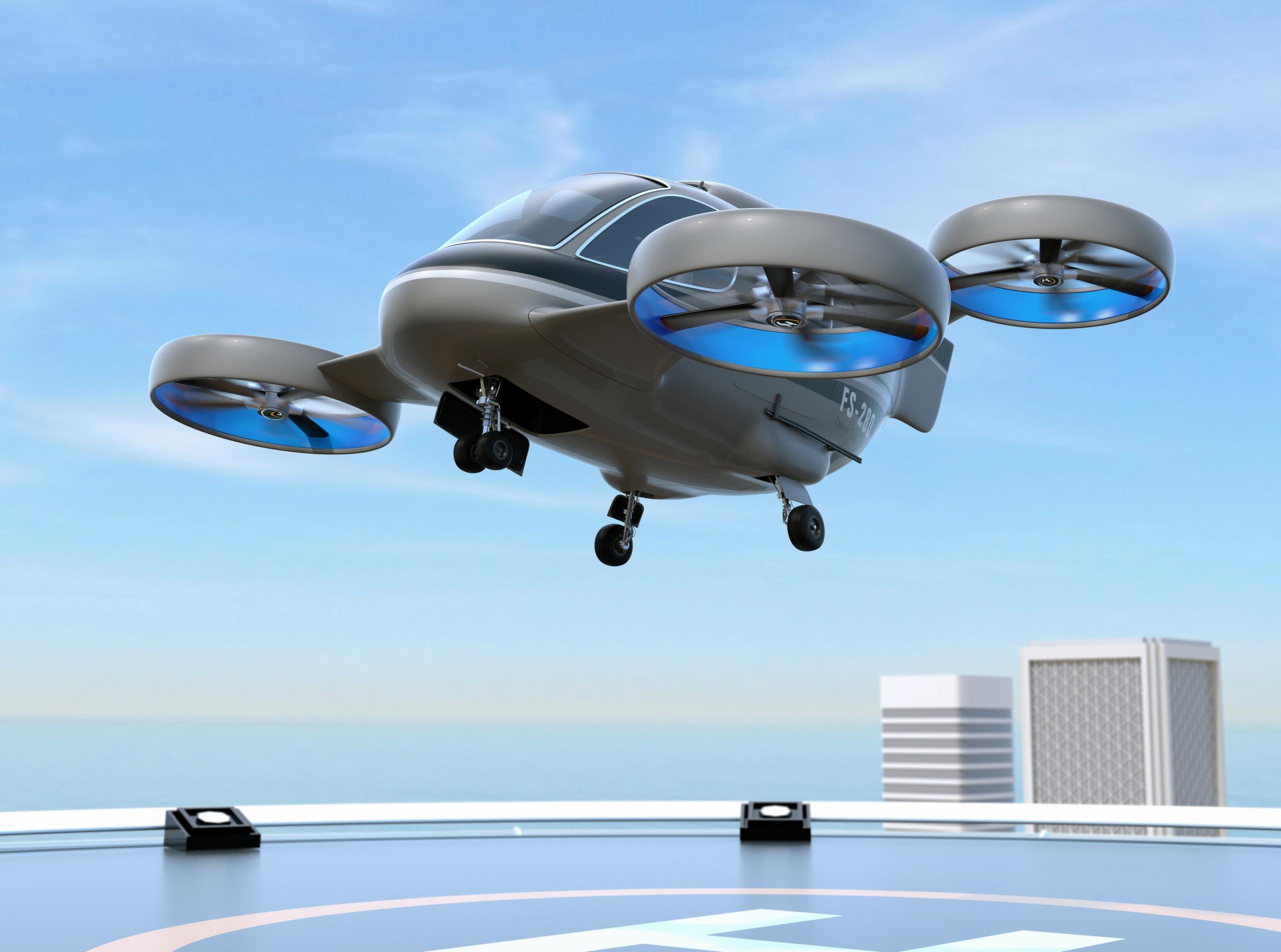 Mobilité dans les villes du futur