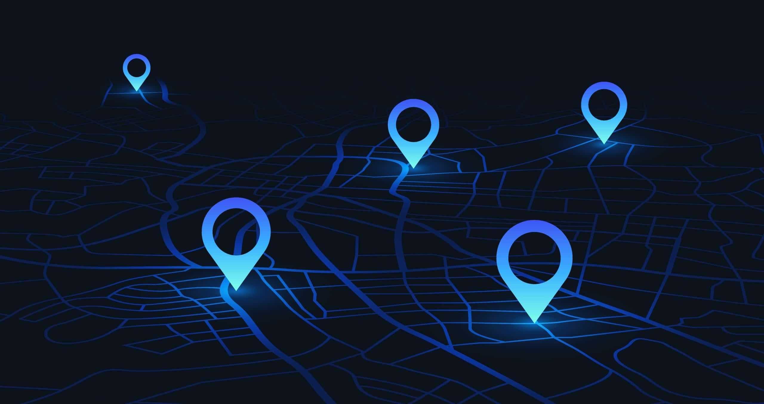 Géolocalisation et tracking