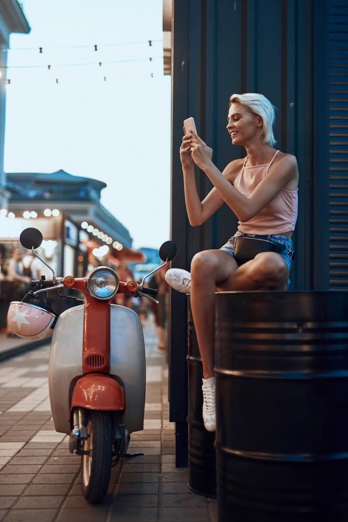 scooter électrique avantages