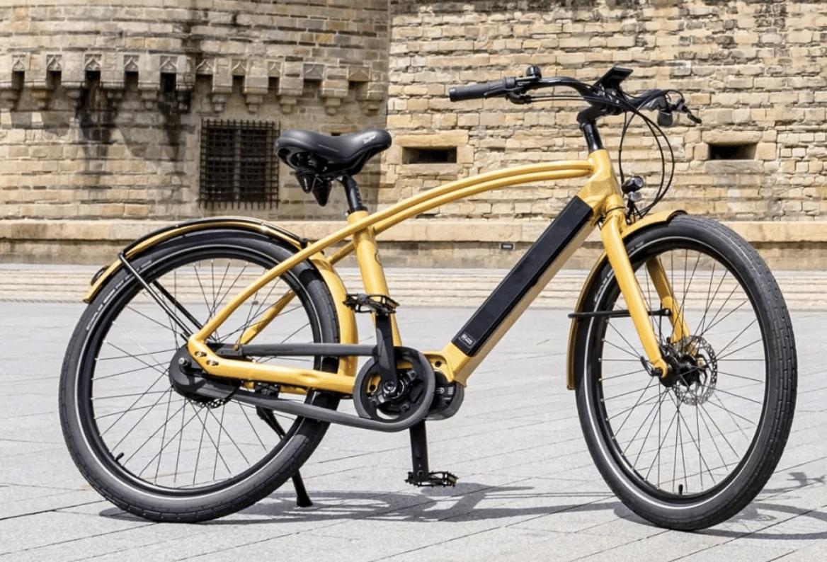 Reine Bike Connecté